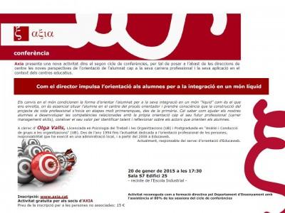 2a conferència_ orientació