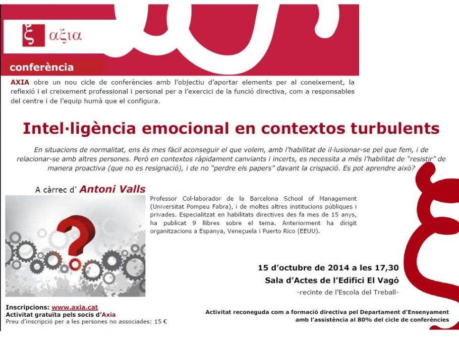 conferència int emocional